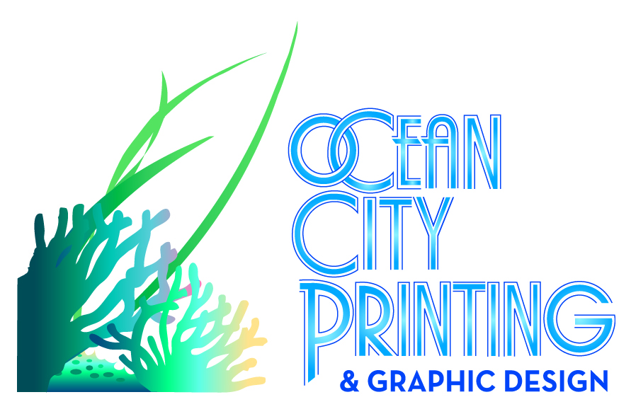 Ocean City Printing & Graphic Design, 1118 E. Atlantic Avenue, Suite E-1, Delray Beach, FL, 33483, USA